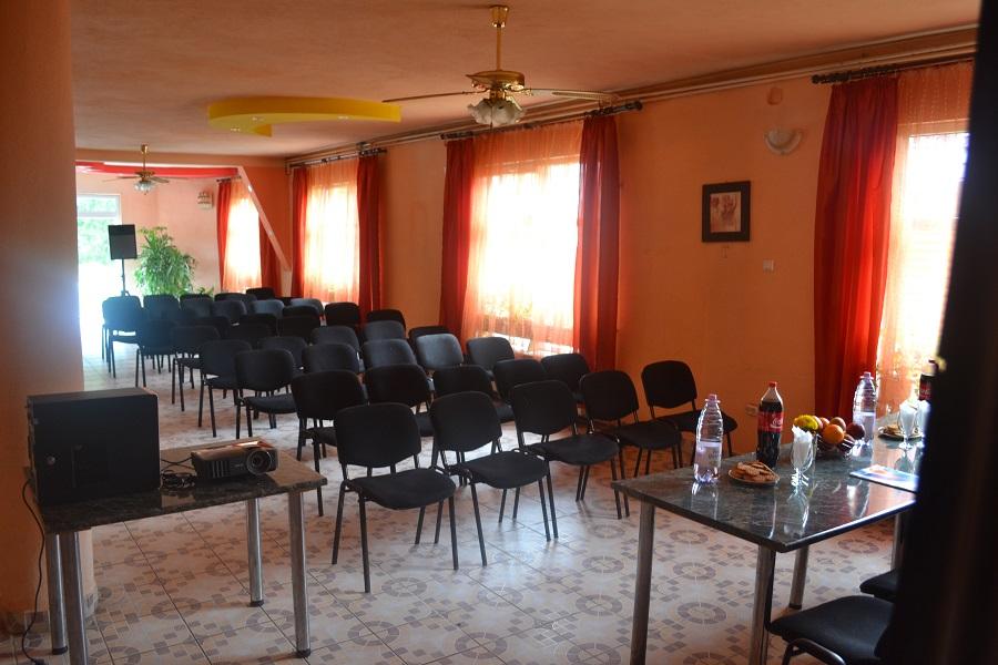 Sala de conferinte - Team Building Complexul Vank